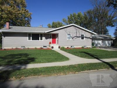 Fairfield IA Single Family Home For Sale: $189,000