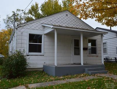 Appanoose County Single Family Home For Sale: 527 N 12th Street