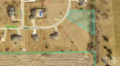 Wapello County Residential Lots & Land For Sale: 14 Pinehurst