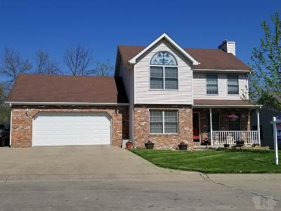 Ottumwa Single Family Home For Sale: 31 Cambridge Court
