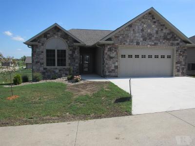 Mount Pleasant Single Family Home For Sale: 1606 E Ashford Circle