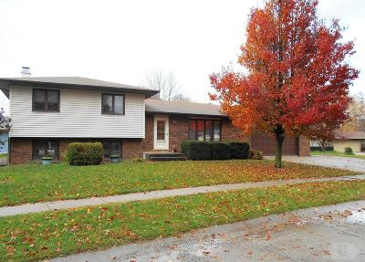 Ottumwa IA Single Family Home For Sale: $174,900