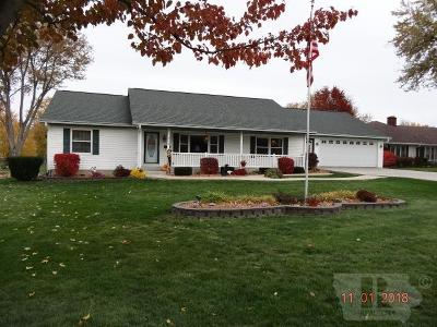 Ottumwa Single Family Home For Sale: 512 Wildwood