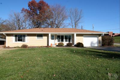 Appanoose County Single Family Home For Sale: 505 W Wall
