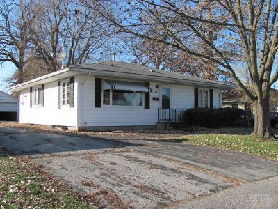 Ottumwa Single Family Home For Sale: 915 Johnson