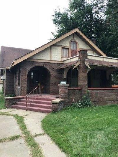 Ottumwa Single Family Home For Sale: 1006 W 2nd Street