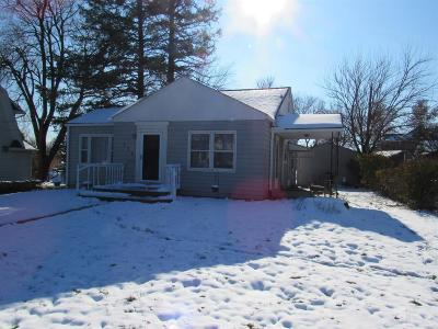 Wapello County Single Family Home For Sale: 126 E Pennsylvania