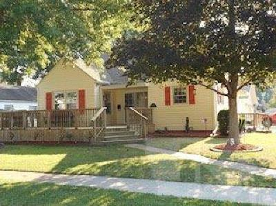Ottumwa Single Family Home For Sale: 101 S Webster Street