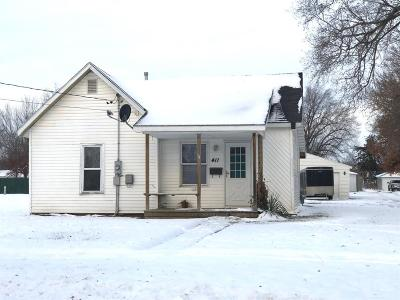Ottumwa Single Family Home For Sale: 411 N Webster Street