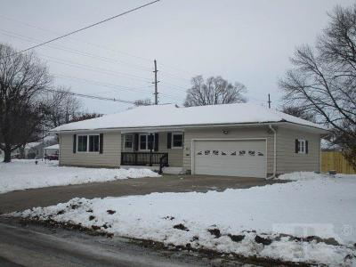 Fairfield IA Single Family Home For Sale: $154,900