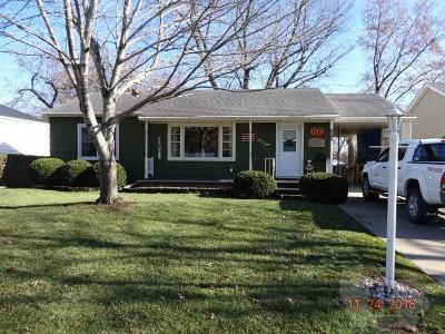 Wapello County Single Family Home For Sale: 308 Minneopa