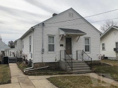 Ottumwa Single Family Home For Sale: 906 Richmond
