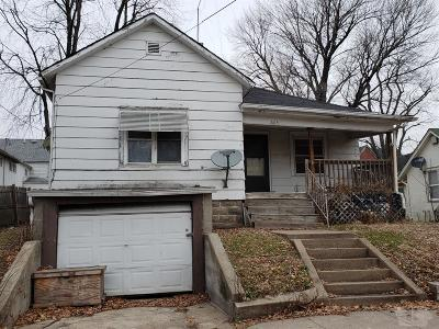 Centerville IA Single Family Home For Sale: $14,500