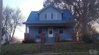 Lockridge IA Single Family Home For Sale: $84,900