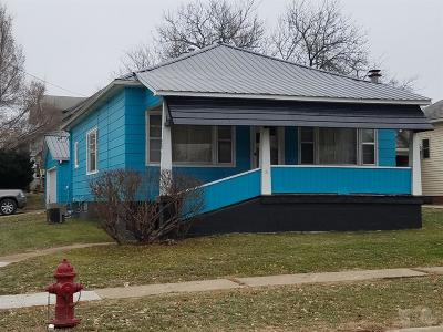 Centerville IA Single Family Home For Sale: $49,900