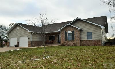Fairfield Single Family Home For Sale: 2688 Hwy 1