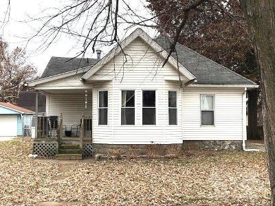 Ottumwa Single Family Home For Sale: 544 Hamilton Street