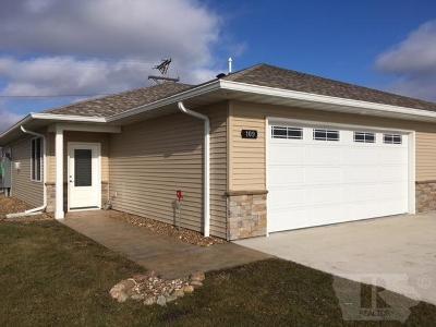 Fairfield IA Condo/Townhouse For Sale: $179,500
