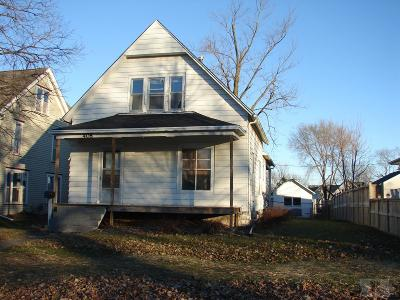 Mount Pleasant Single Family Home For Sale: 408 S Main Street