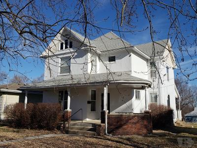 Centerville IA Single Family Home For Sale: $79,000