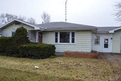 Centerville IA Single Family Home For Sale: $45,000