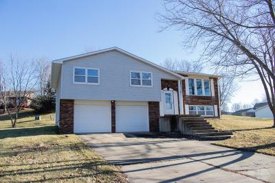Centerville IA Single Family Home For Sale: $139,900