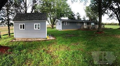 Unionville IA Single Family Home For Sale: $129,500