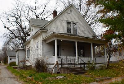 Fairfield IA Single Family Home For Sale: $89,000