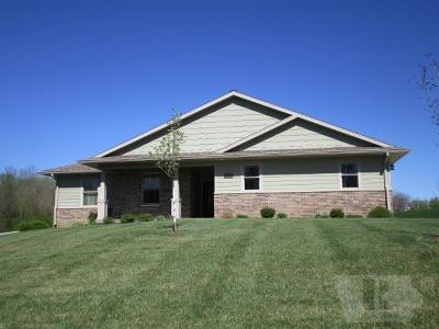 Fairfield IA Single Family Home For Sale: $365,000