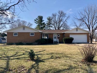 Mount Pleasant Single Family Home For Sale: 1008 E Monroe