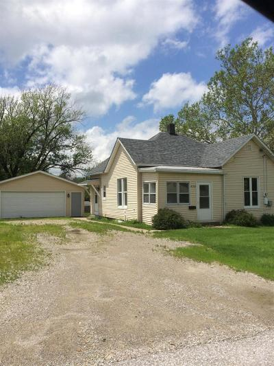 Monroe County Single Family Home For Sale: 639 N B Street