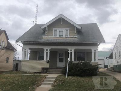 Ottumwa Multi Family Home For Sale: 305 Iowa