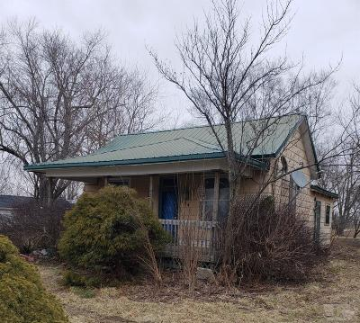 Cincinnati IA Single Family Home For Sale: $8,495