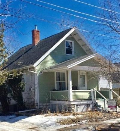 Fairfield Single Family Home For Sale: 51 S Maple Street