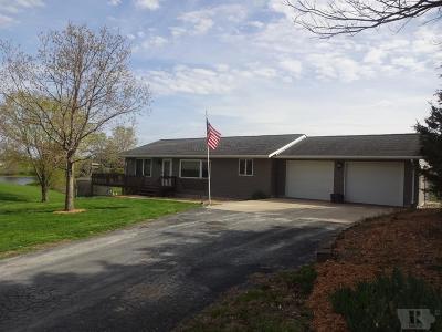 Washington County Single Family Home For Sale: 3321 Terrace Lake Road