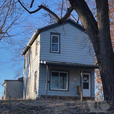 Ottumwa Single Family Home For Sale: 2338 E Main Street