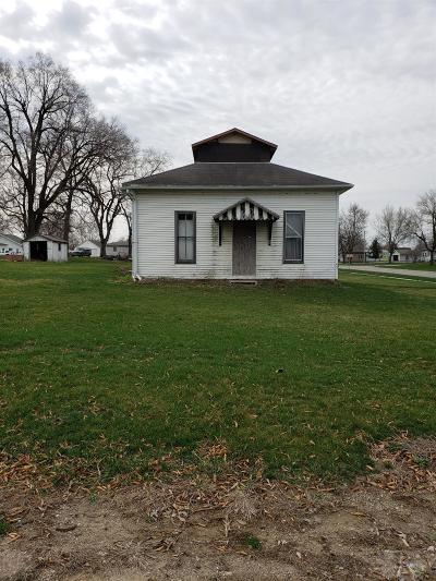 Moulton IA Single Family Home For Sale: $11,599