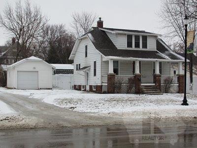 Mount Pleasant Single Family Home For Sale: 403 W Washington Street
