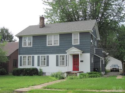 Wapello County Single Family Home For Sale: 156 E Alta Vista
