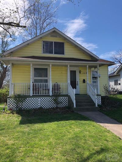 Monroe County Single Family Home For Sale: 115 N E Street