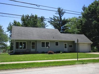 Fairfield IA Single Family Home For Sale: $168,000