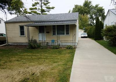 Ottumwa IA Single Family Home For Sale: $85,000