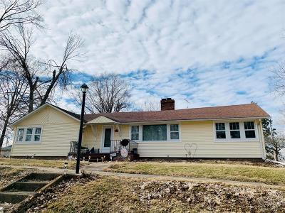 Keosauqua Single Family Home For Sale: 707 4th
