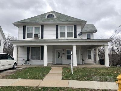 Wapello County Multi Family Home For Sale: 237 E Maple