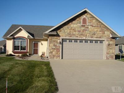 Mount Pleasant Single Family Home For Sale: 1703 E Ashford Avenue