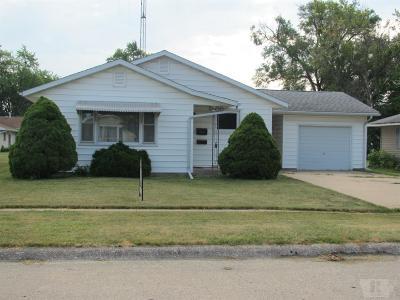 Mount Pleasant Single Family Home For Sale: 608 N Carol Avenue