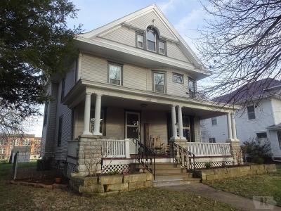 Mount Pleasant Single Family Home For Sale: 402 N Main Street