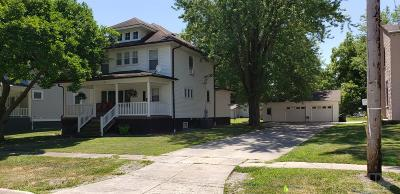 Wayne County Single Family Home For Sale: 206 W Lee Street