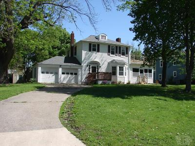 Mount Pleasant Single Family Home For Sale: 307 W Pearl Street