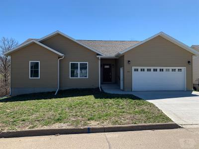 Ottumwa IA Single Family Home For Sale: $249,500